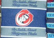 Okul Kravatı Logo Örnekleri 2